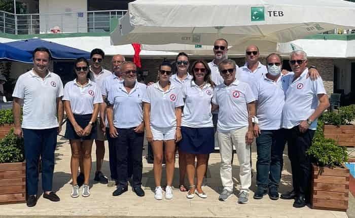 Heybeliada Su Sporları Kulübü 21. Olağan Genel Kurulu yapıldı