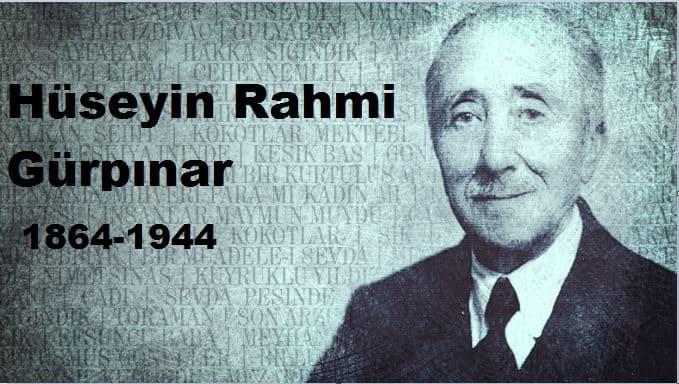 Hüseyin Rahmi Gürpınar'ın vefatının üzerinden 77 yıl geçti