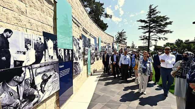 İstanbul Valiliği Demokrasi ve Özgürlükler Adası'na gezi programı düzenledi