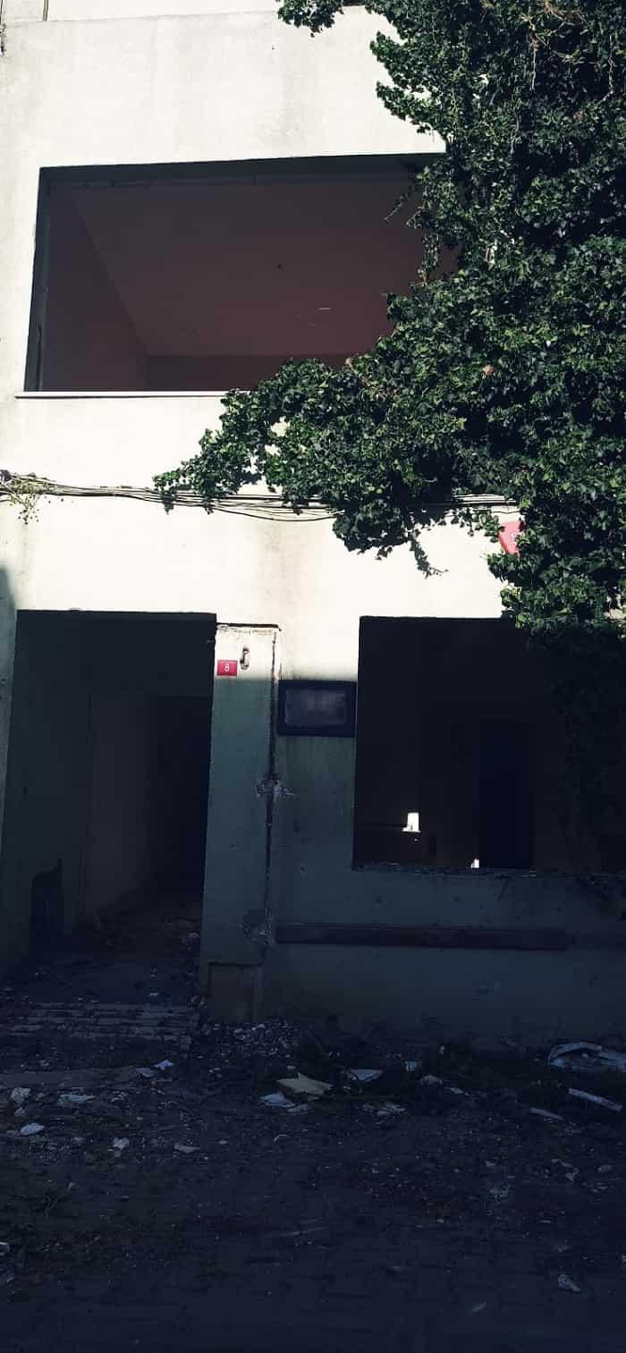 Kınalıada'daki eski dispanserin ihyasına başlandı. Nilgün Akbağ'ın adı yaşatılacak